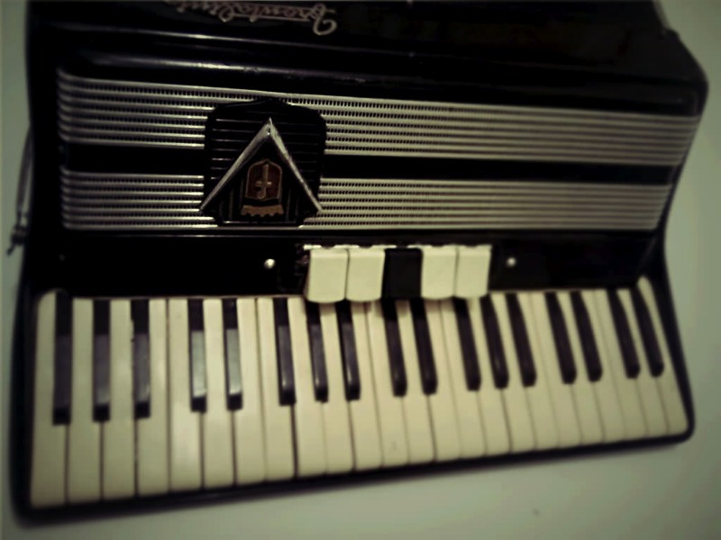 Frontalini accordion key generator